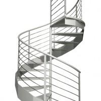 Scale a Chiocciola Spirale 218