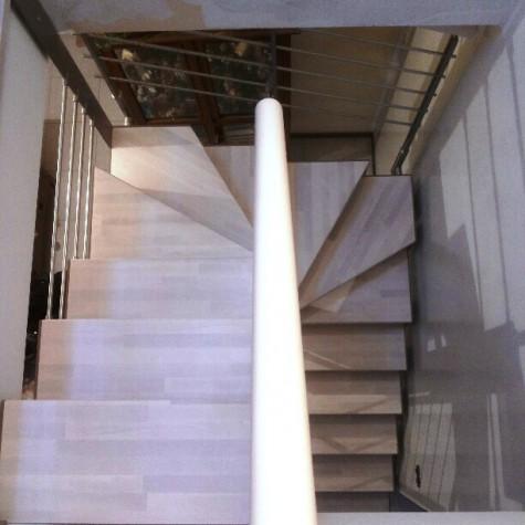 Scala Laser Bilama a doppio cosciale18